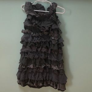Girls Crewcuts ruffle dress